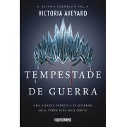Tempestade de Guerra Vol 4 - Victoria Aveyard