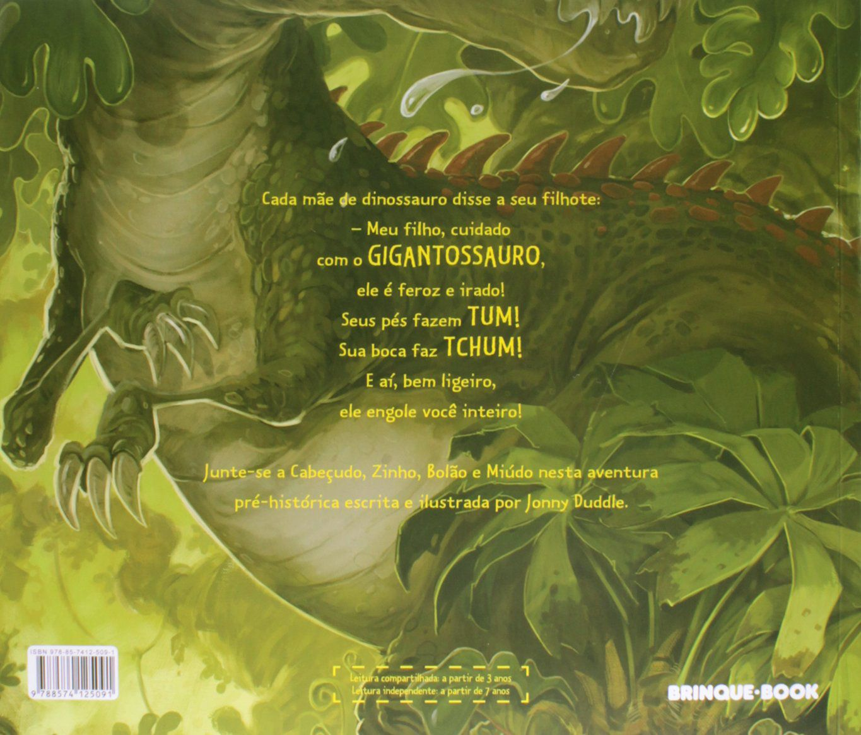 Gigantossauro - Jonny Duddle