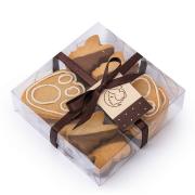 Caixinha Biscoitos - Coelhinhos Confeiteiros!