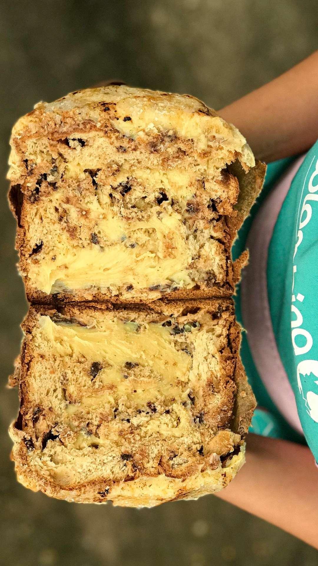 Chocottone Crème Brûlée