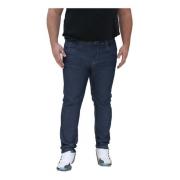 Calça Jeans Masculina Plus Size