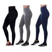 Calca Legging Termica Suplex Peluciada Inverno Leg Felpuda