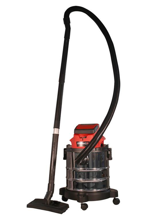 Aspirador de Pó e Líquido à bateria 18V TC-VC 18/20 LI S SOLO - Einhell