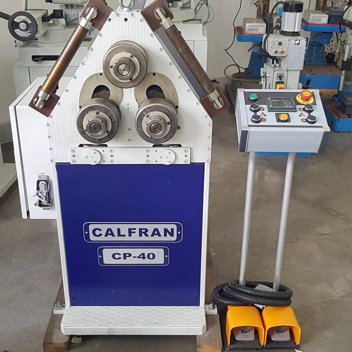 Calandra De Perfil Calfran Cp 40