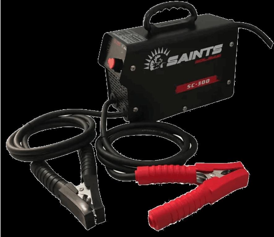 Carregador de Bateria 50A 220V SC-300 - Saints Soldas