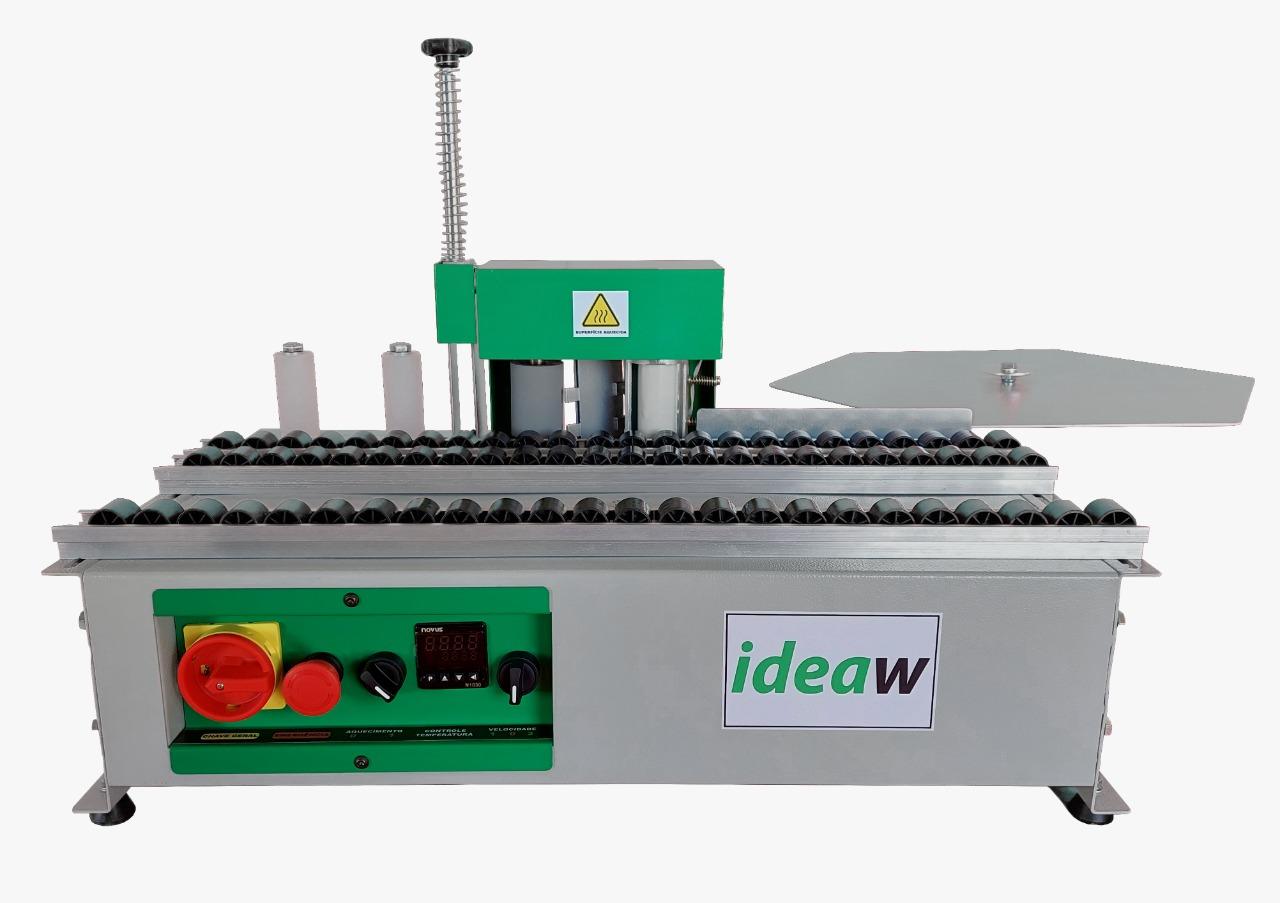 Coladeira de Borda Manual com Trilho 1000W 220V CBM-T - IDEAW