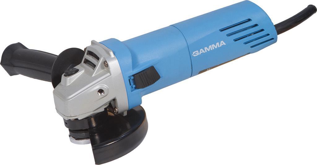 """Esmerilhadeira Angular 4.1/2"""" 750W G1910/BR - Gamma"""