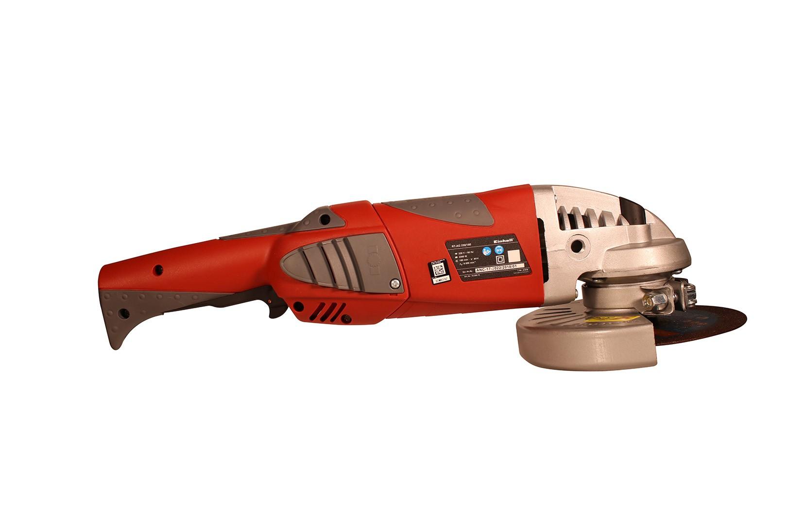 Esmerilhadeira Angular 7'' 2300W RT-AG 230/180 - Einhell