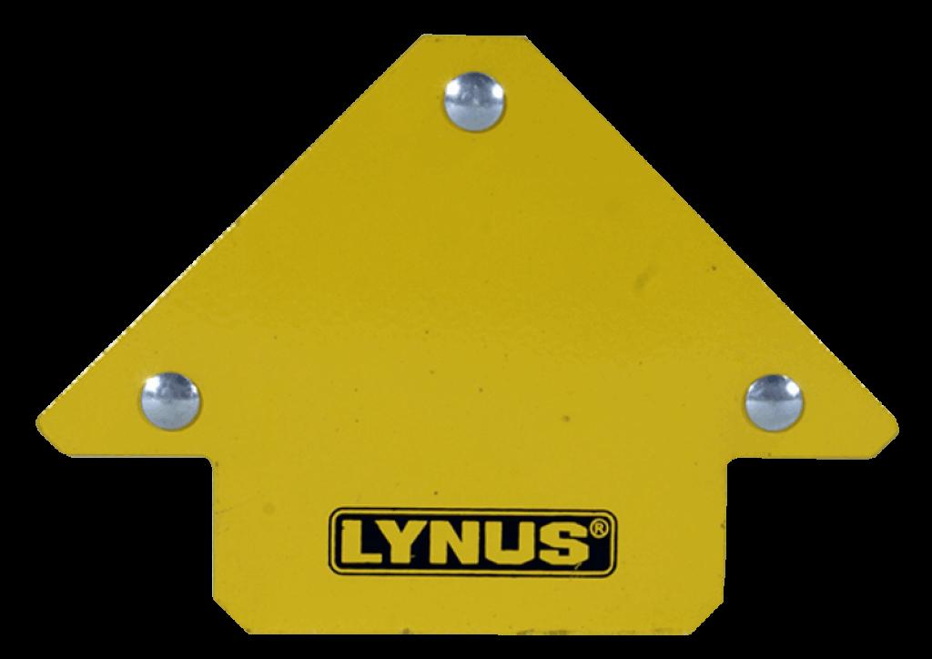 Esquadro Magnético para solda 25kg EML-25 - Lynus