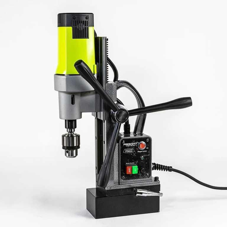Furadeira Magnética 1600W 220V PT2602301 - Prescott