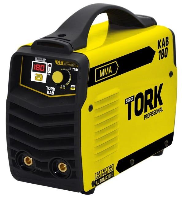Inversor de Solda 180A Bivolt IE-7180-BV - Super Tork