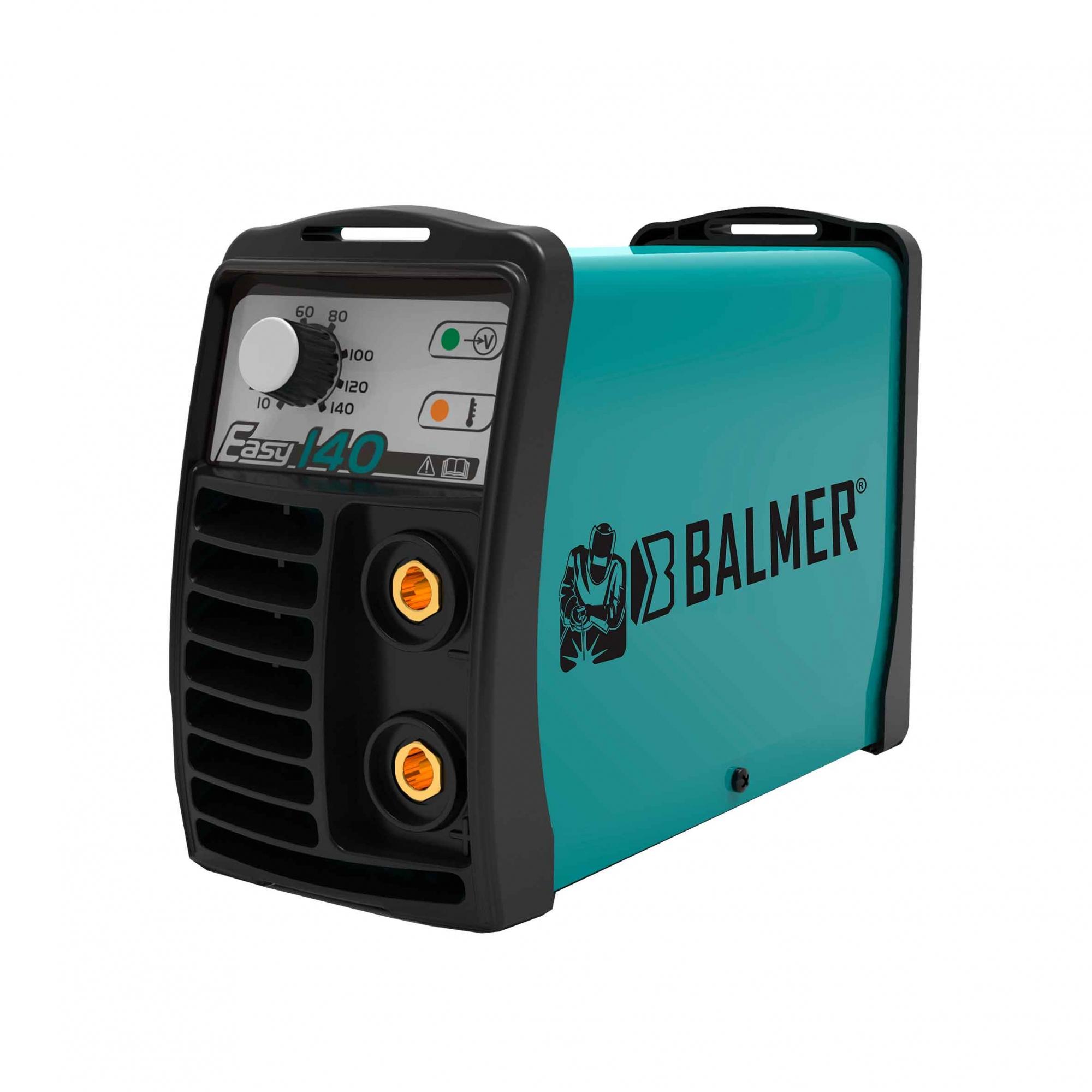 Inversora de Solda 140A 220V EASY 140 - Balmer