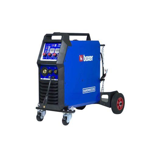 Inversora de Solda MIG-MAG 300A 220V HARDMIG 325 FLEX - Boxer