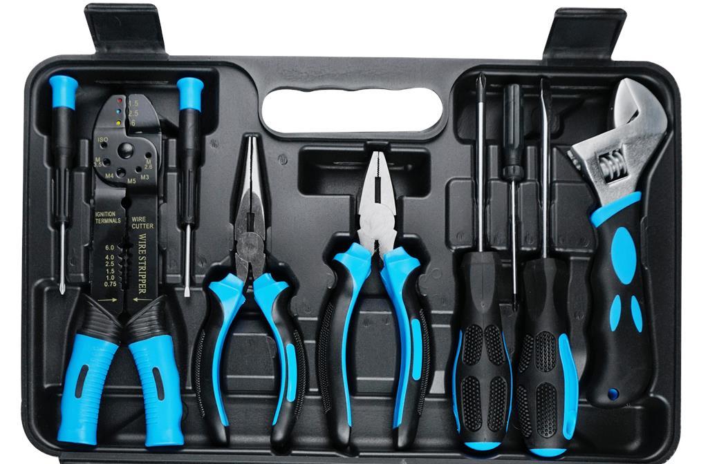 Kit De ferramentas manuais com 160 peças G19564AC - Gamma