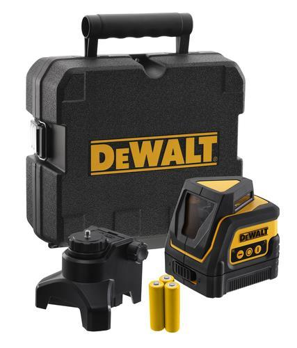 Laser de Linha com Nível Automático com alcance de 15 metros DW088K - Dewalt