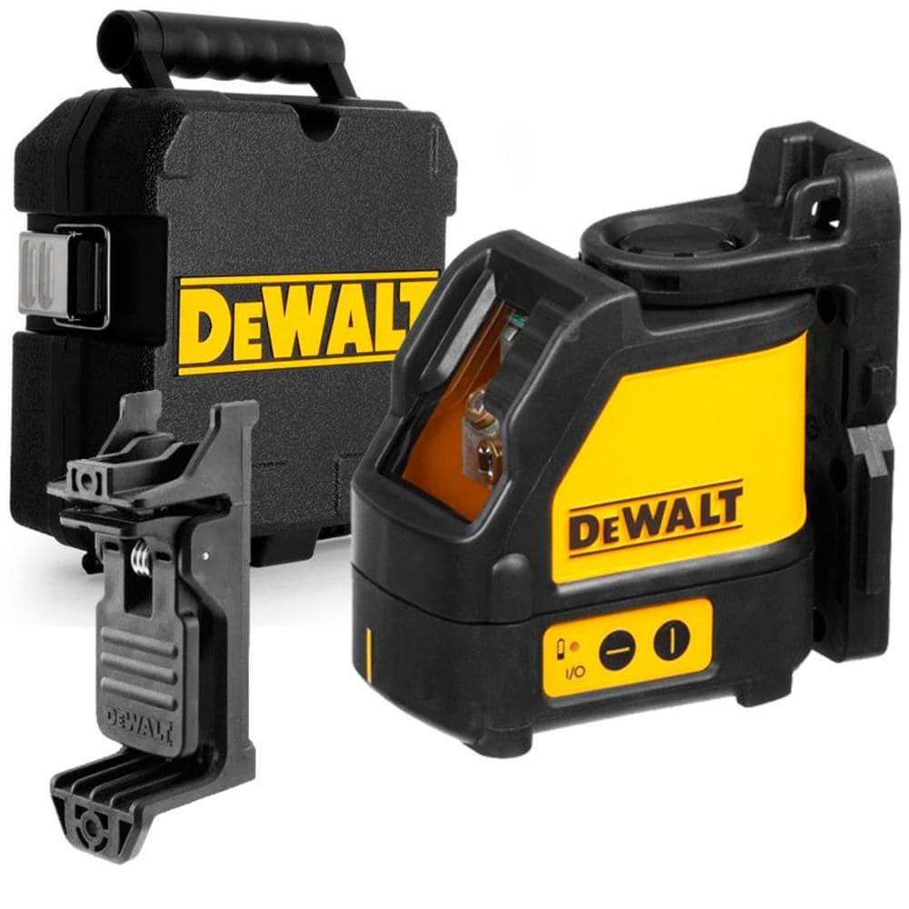 Laser de Linha com Nível e alcance de 15 metros DW088K - Dewalt