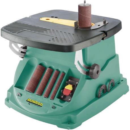 Lixadeira de Bancada Hobby 370W 220V MR-41417 - Manrod
