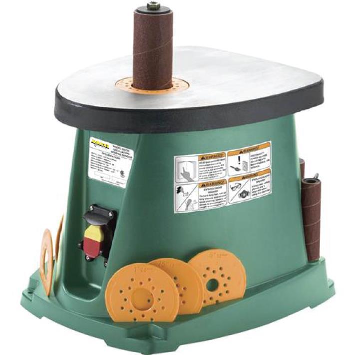 Lixadeira de Bancada Hobby 370W 220V MR-41390 - Manrod