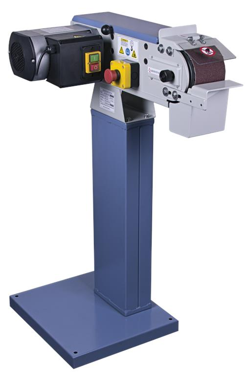 Lixadeira de Cinta para metais 1500W 220V MR-125B - Manrod