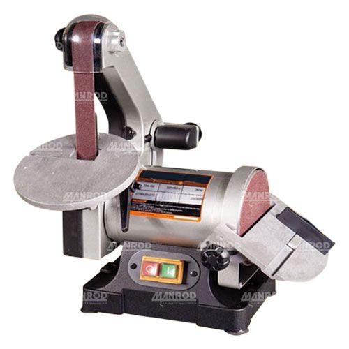 Lixadeira de Cinta e Disco Hobby 250W 220V MR-45 - Manrod