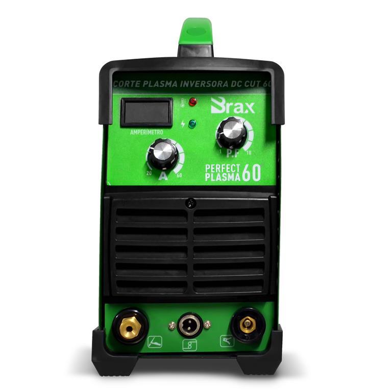 Máquina de Corte PERFECT PLASMA 60A Bivolt - BRAX