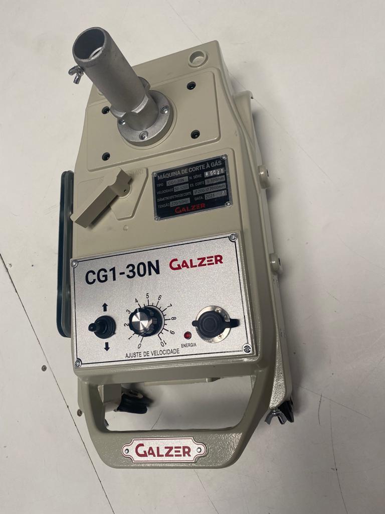 Máquina de Corte Tipo Tartaruga 35W 220V CG1-30N  GALZER