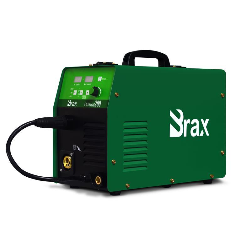 Máquina de Solda EASY MIG 200A 220V - BRAX