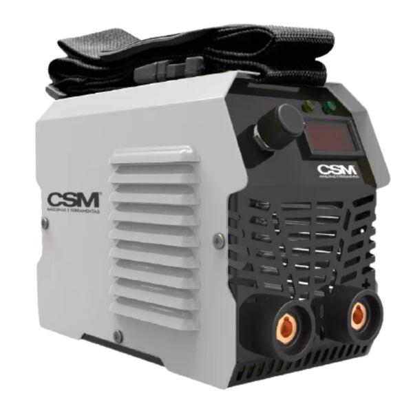 Máquina de Solda Inversora 120A 220V IGBT MMA120 - Kende