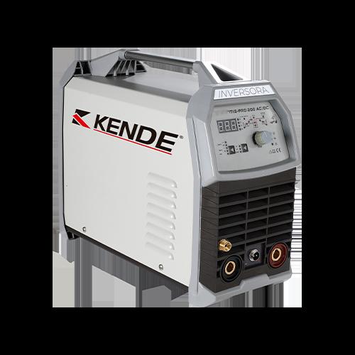 Máquina de Solda Inversora 200A 220V IGBT TIG-PRO-200AC/DC - Kende