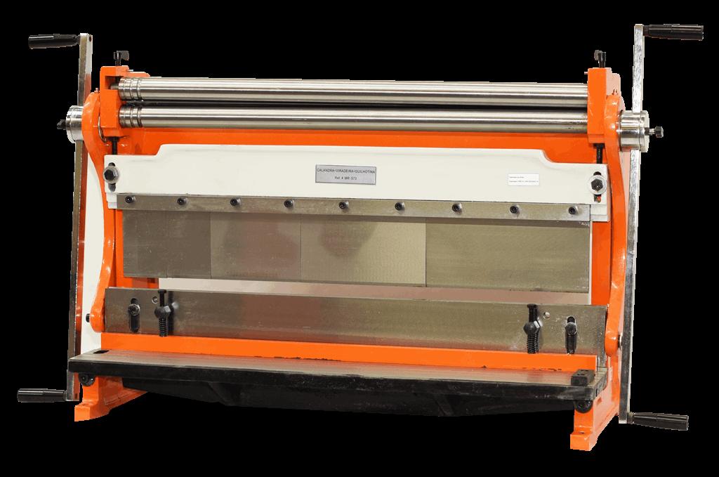 Máquina Universal para Chapas 760mm MR-573 - Manrod