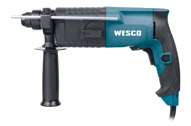 Martelete SDS-PLUS 20mm 620W WS3160K - Wesco