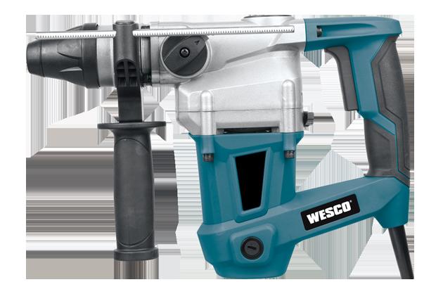 Martelete SDS-PLUS 26mm 1000W WS3161K - Wesco