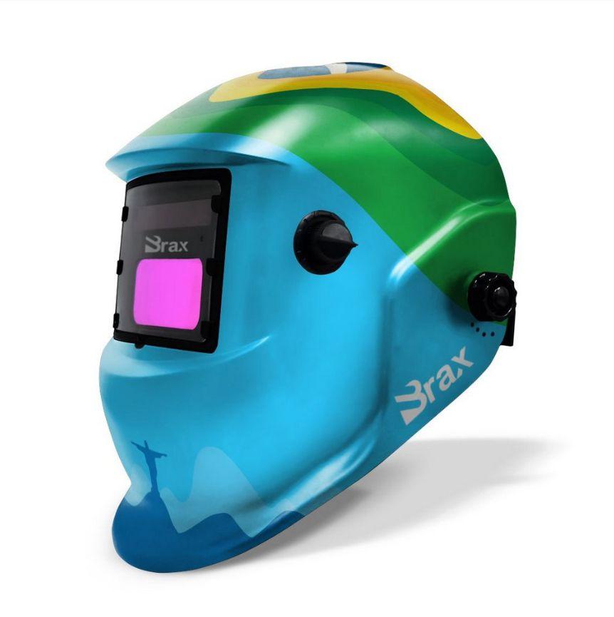 Máscara de Solda Automática com Regulagem: Rio De Janeiro - BRAX