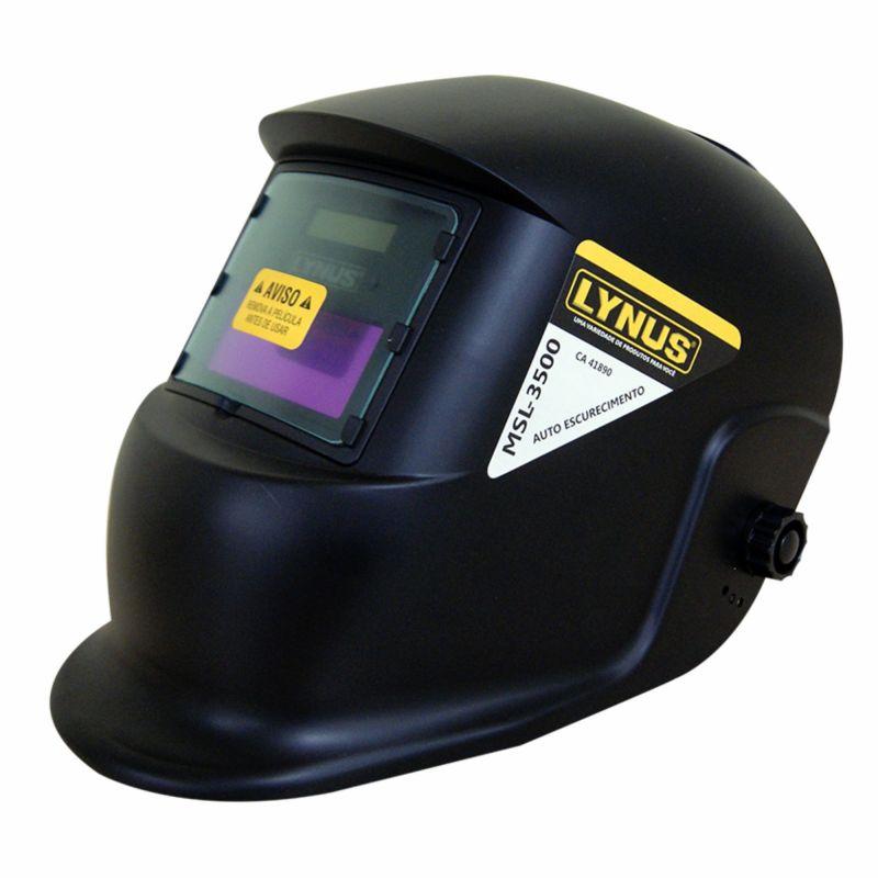 Máscara de Solda Automática MSL-3500 - LYNUS
