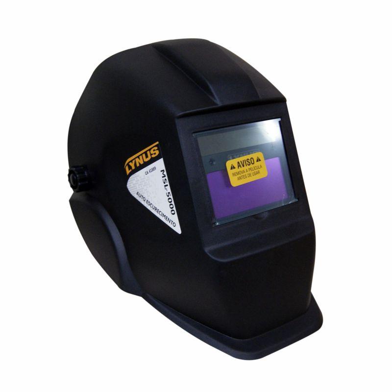 Máscara de Solda Automática MSL-5000 - LYNUS