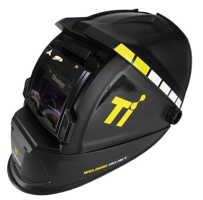 Máscara de Solda Automática Tonalidade 11 Fixa - Predactor - Titanium