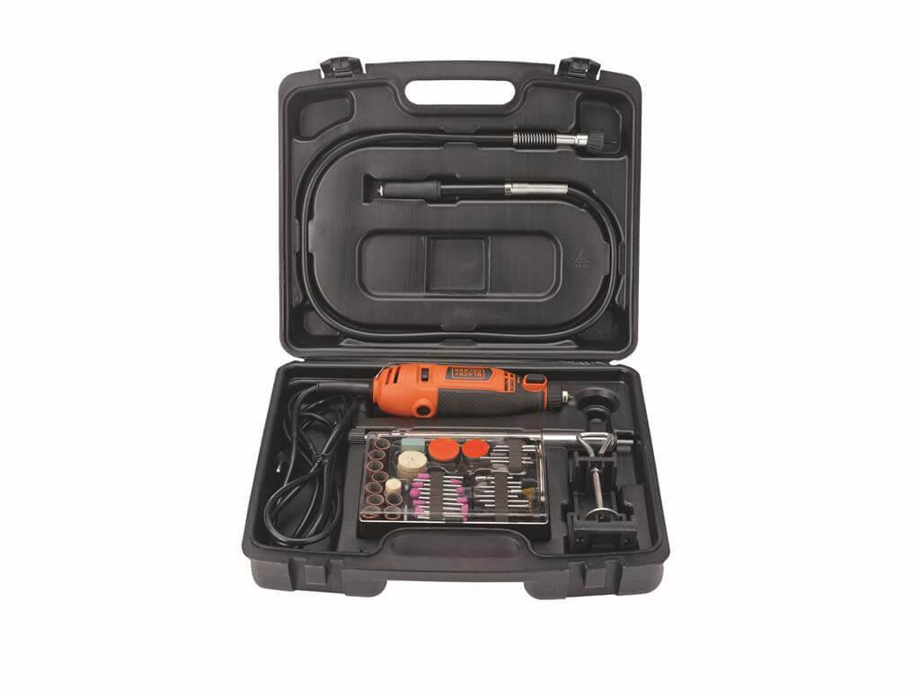 Microretífica com controle de Torque 180W RT18KA - Black & Decker