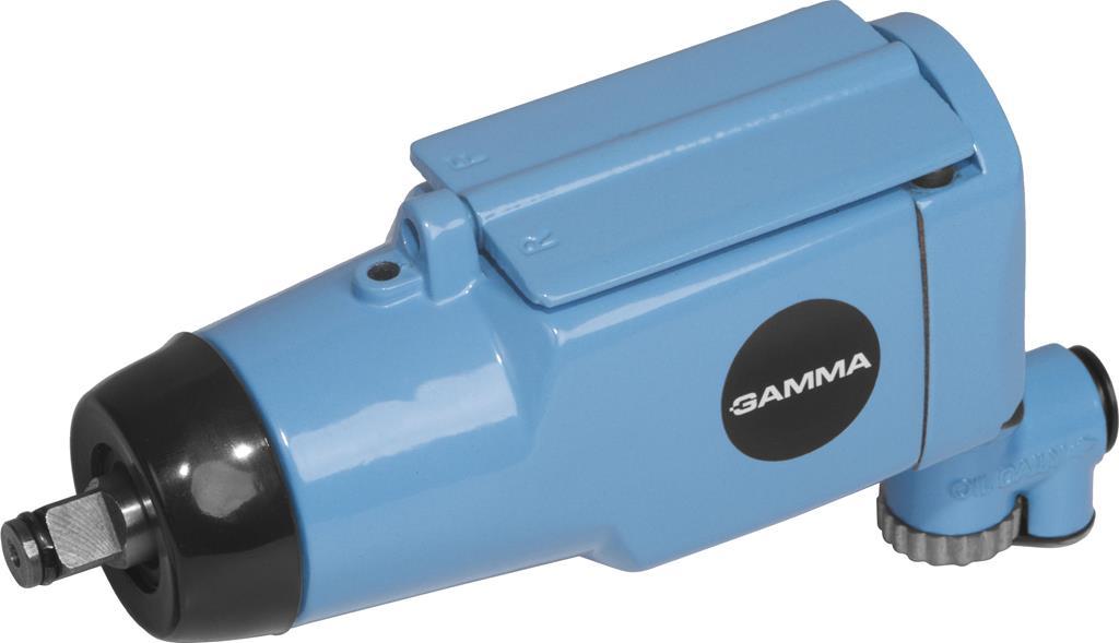 Mini Chave de Impacto Pneumática c/ Encaixe de 3/8 G1180/BR - Gamma