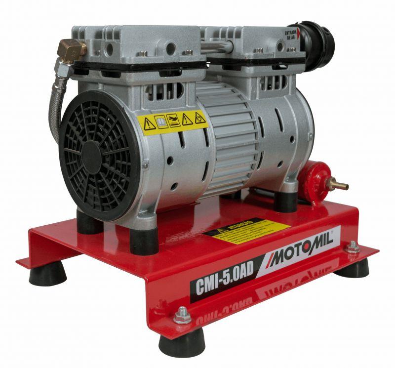 Motocompressor de Ar 120lbs 1000W 220V CMI-5,0 AD - Motomil