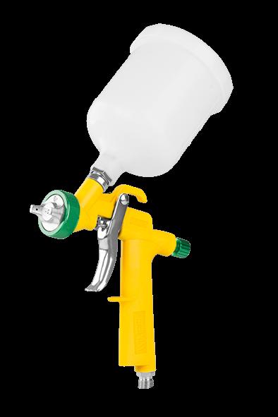 Pistola de Pintura 1.5mm Gravidade MP-2011 - Wimpel