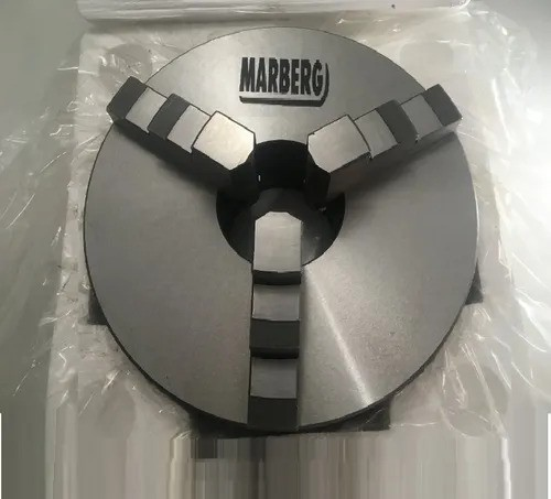 Placa de Torno Universal Autocentrante 3 Castanhas 250mm - Marberg