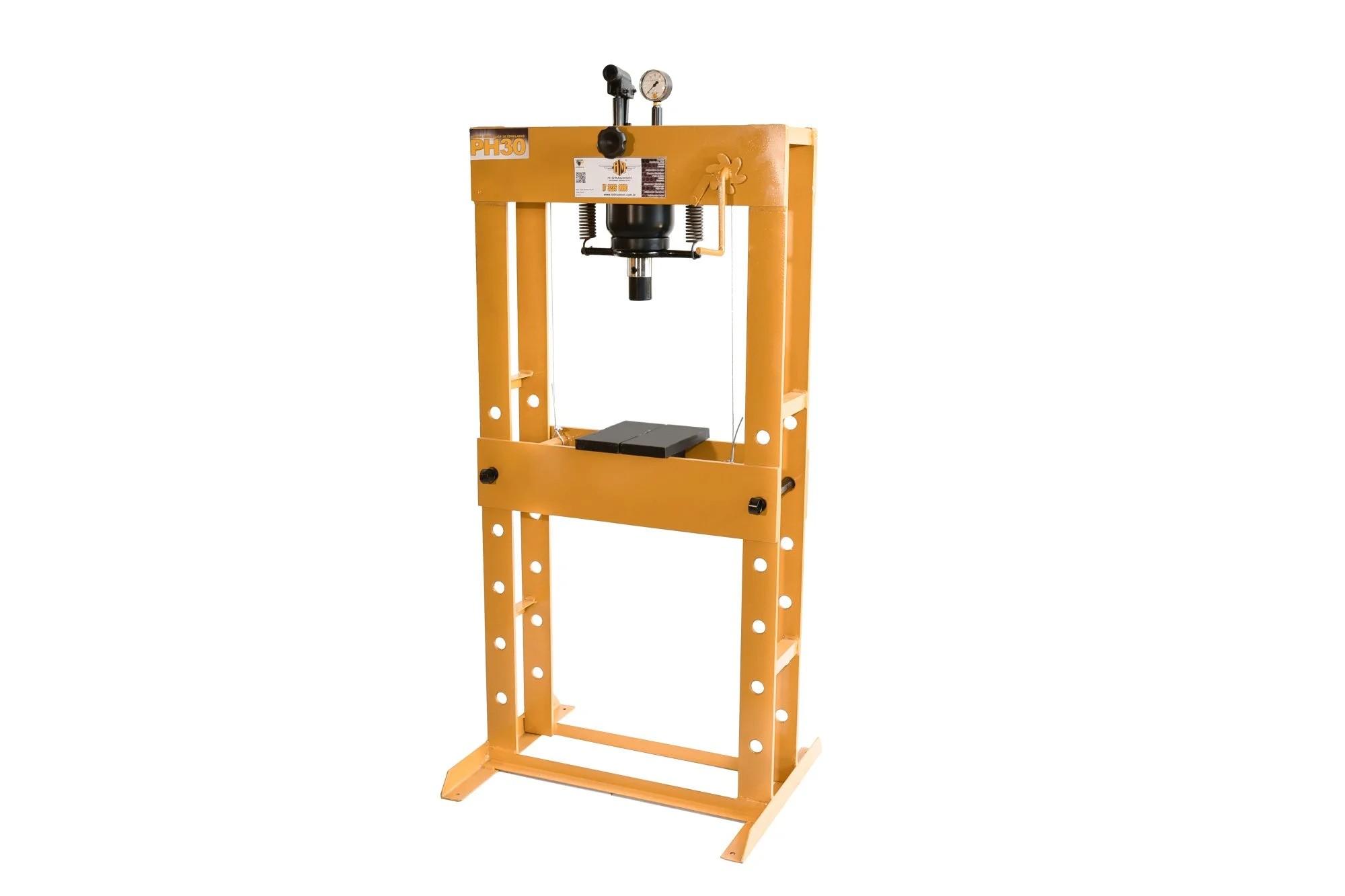 Prensa Hidráulica c/ capacidade de 30 Toneladas PH30 - Hidraumon