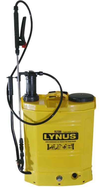 Pulverizador à Bateria 12V com capacidade para 18 Litros PL-18B - Lynus