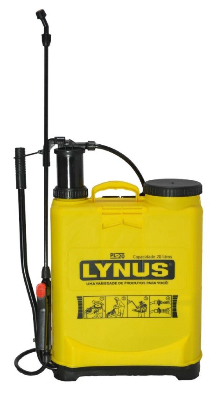 Pulverizador Manual 20 Litros PL-20 - Lynus