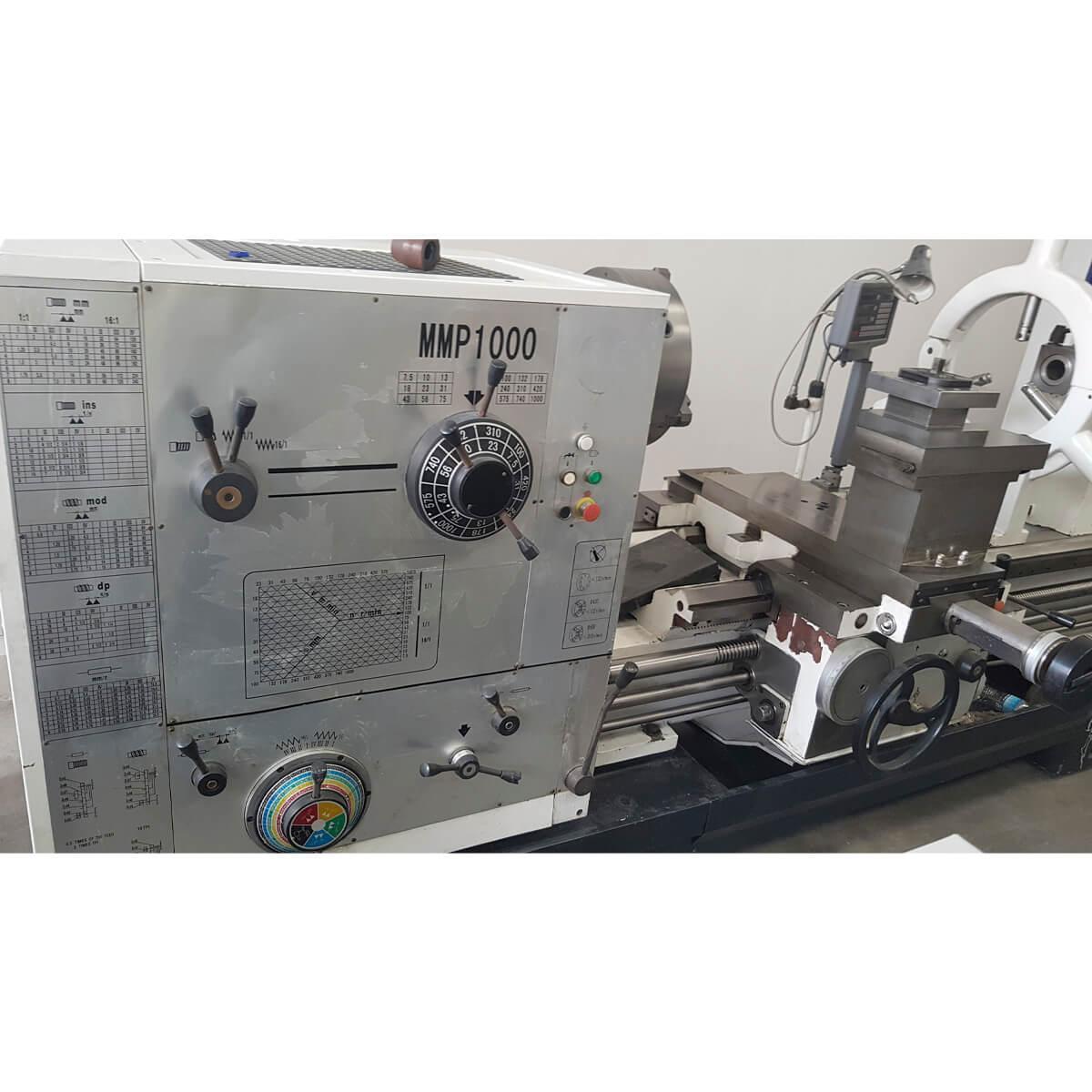 Torno Mecanico Mod. Mmp 1000 X 1500 Tornitec