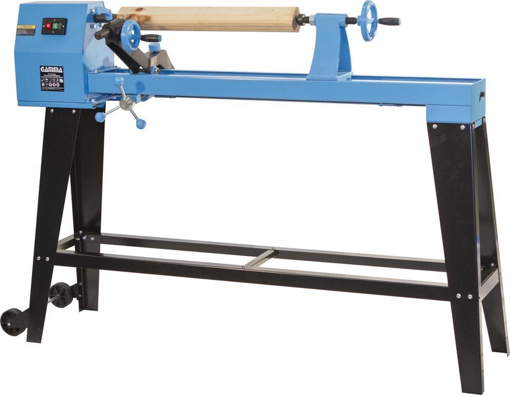 Torno para madeira com copiador 550W Bivolt - Gamma