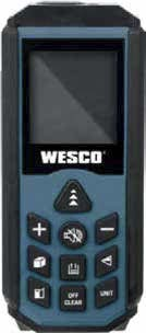 Trena Laser WS8910 - Wesco