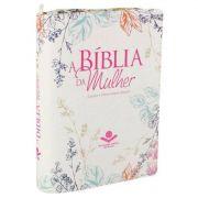 A Bíblia da Mulher Média RA com Zíper e Índice Digital