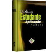 Bíblia do Estudante de Aplicação Pessoal - Capa Dura