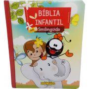 Bíblia Infantil Ilustrada Com o Smilingüido - Capa Faniquita